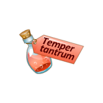 Temper Tantrum Behavior Potion