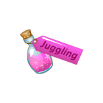 Juggling Behavior Potion