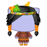 Native Girl Outfit
