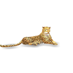Banner Animated Leopard