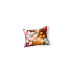Flowers Throw Pillow by Petssoni