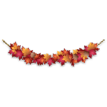 Fall Colors Garland