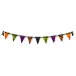 Halloween Party Flags 2