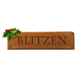 Blitzen Sign