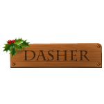 Dasher Sign