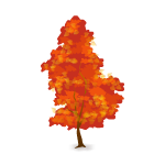 Background Autumn Tree 3