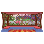 Habi - Rabbit House Animated Bay Window