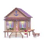 House at the Pier