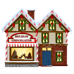 Holiday Chocolates Shop