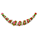Red Roses Garland
