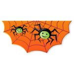 Happy Spider Banner