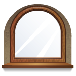 Woodshire Recessed Window
